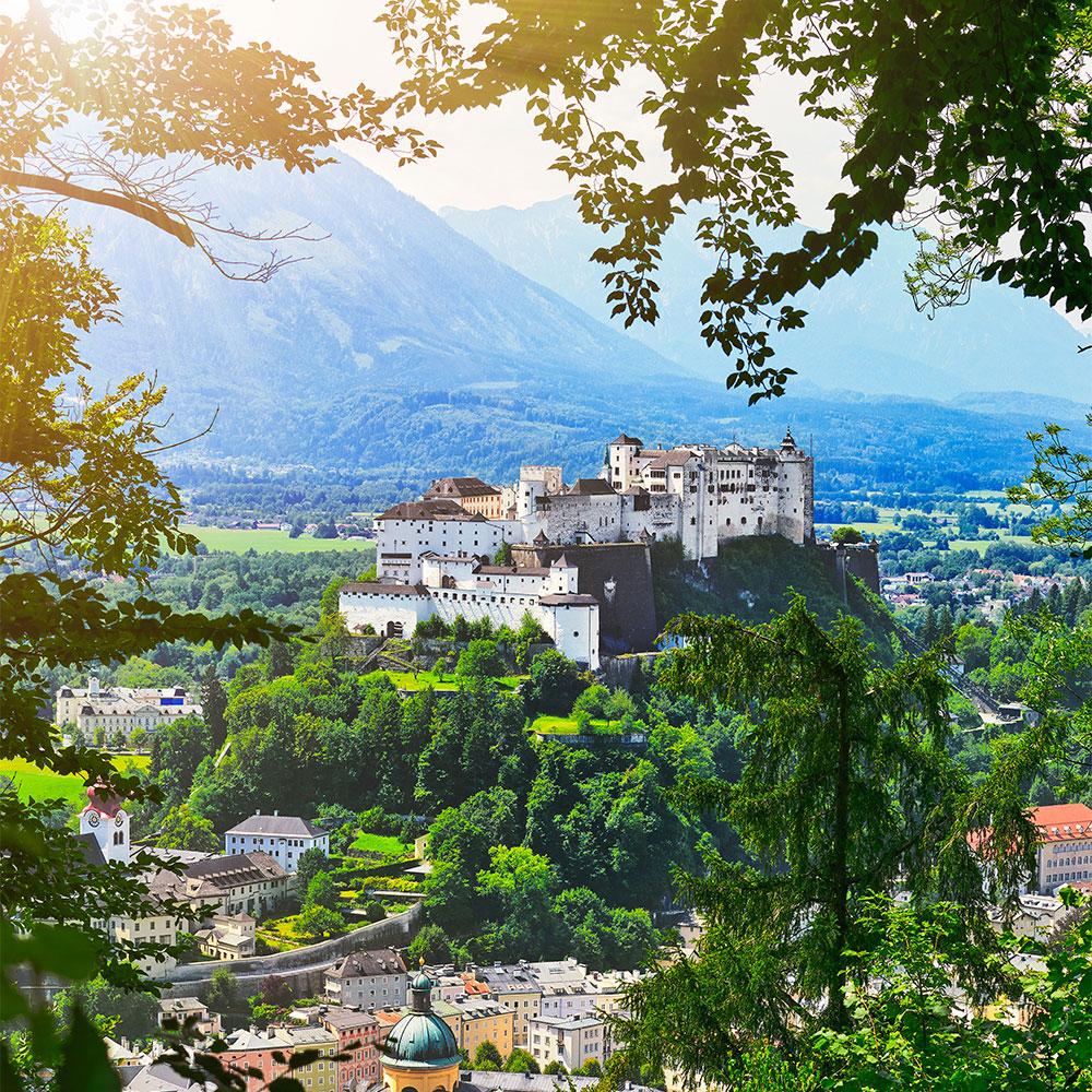 Festung Hohensalzburg - Ausflugsziel in Salzburg