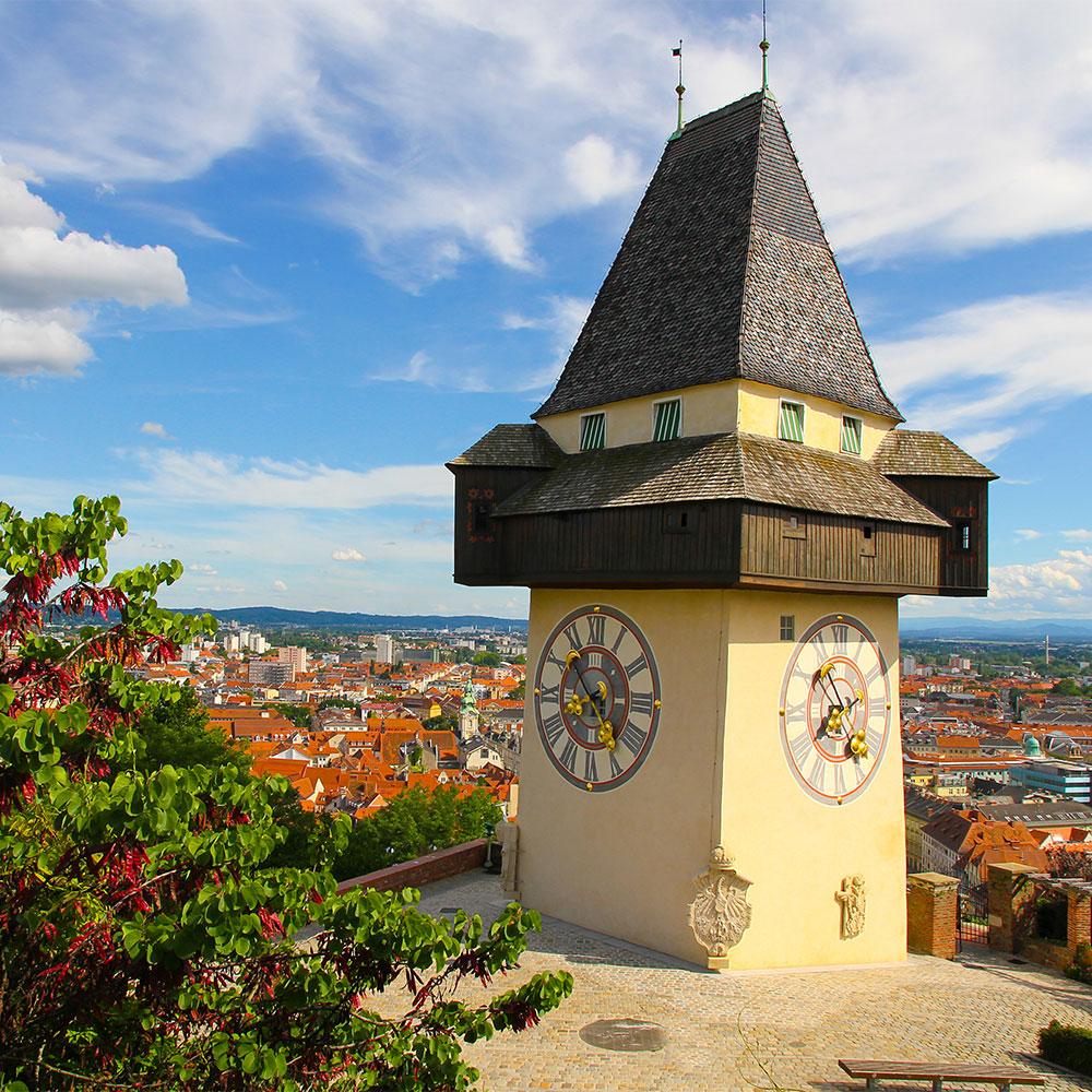 Stadt Salzburg - Ausflugsziel in der Steiermark