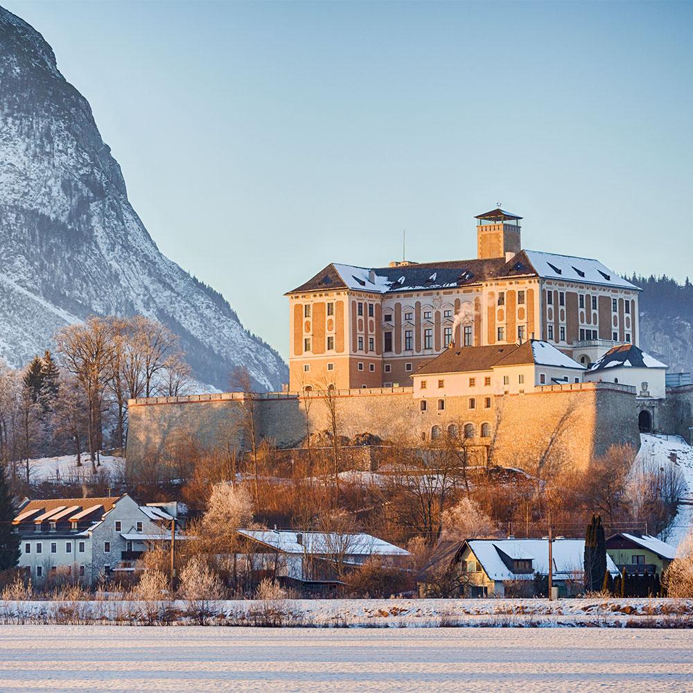 Schloss Trautenfels - Ausflugsziel in der Steiermark