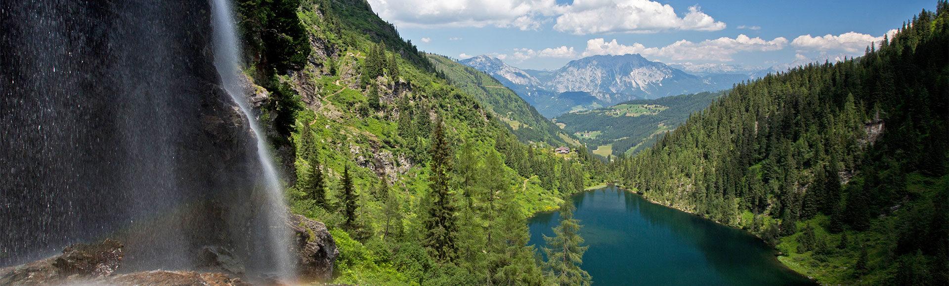 Steirischer Bodensee - Ausflugsziel in der Steiermark