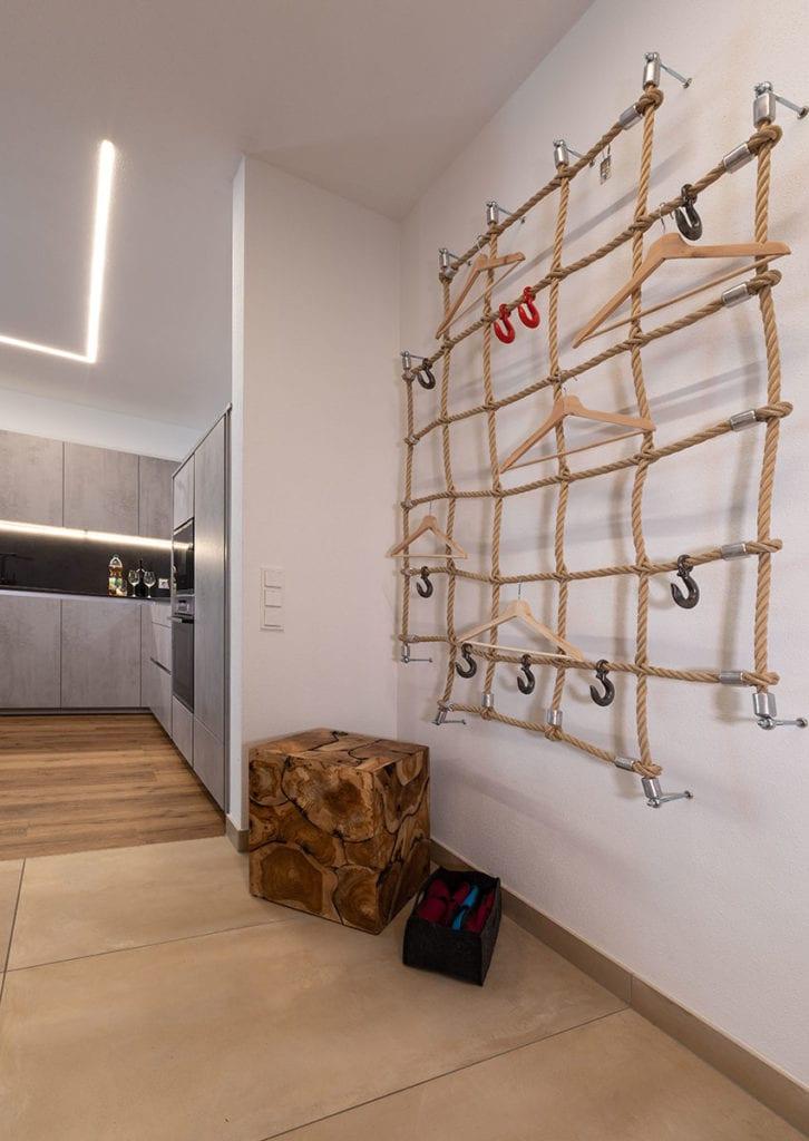 Garderobe - ImPuls aparts, moderne Appartements in Schladming