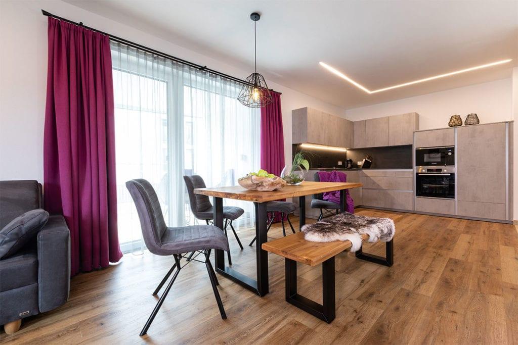 Wohnraum - ImPuls aparts, Appartements in Schladming