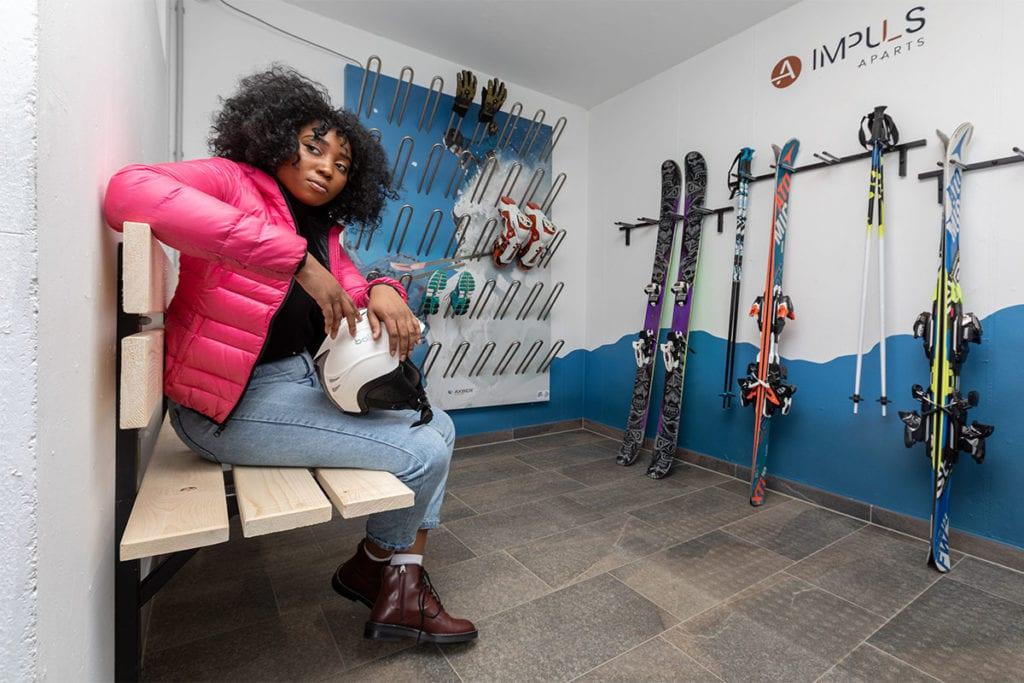 Skikeller - ImPuls aparts, Appartements in Schladming