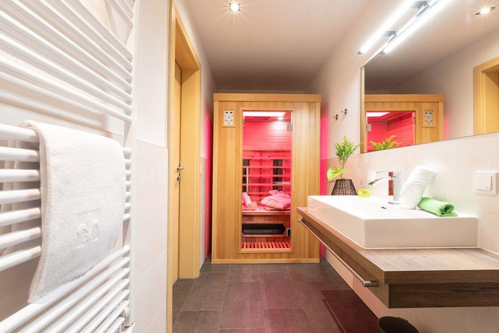 Badezimmer - ImPuls aparts, Appartements in Schladming
