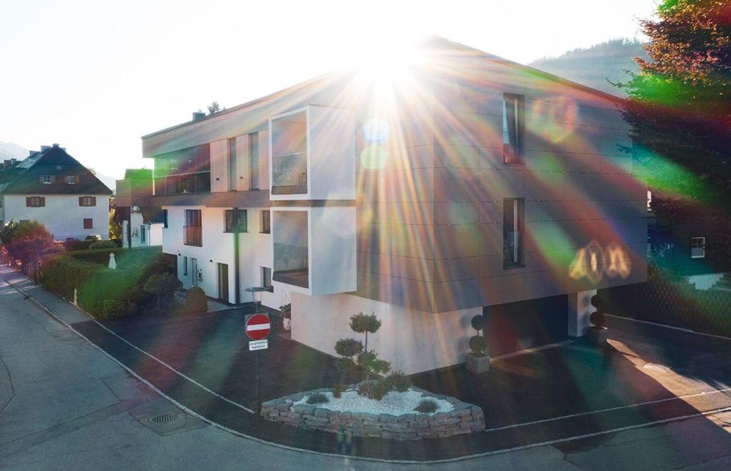 Außenansicht - ImPuls aparts, moderne Appartements in Schladming