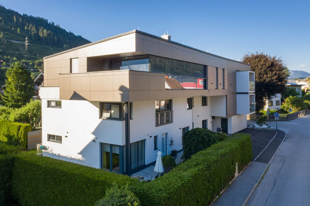 Außenansicht - ImPuls aparts, moderne Appartements in Schladming