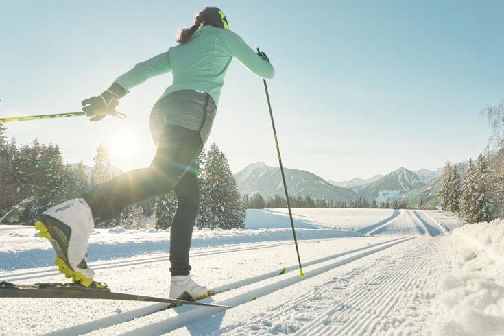 Langlaufen - Winterurlaub in der Region Schladming-Dachstein