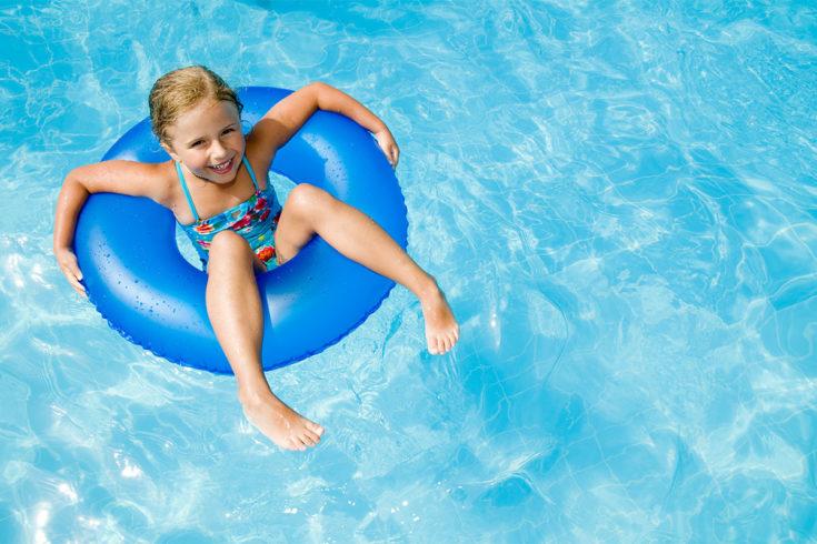 Schwimmen - Sommerurlaub in der Region Schladming-Dachstein