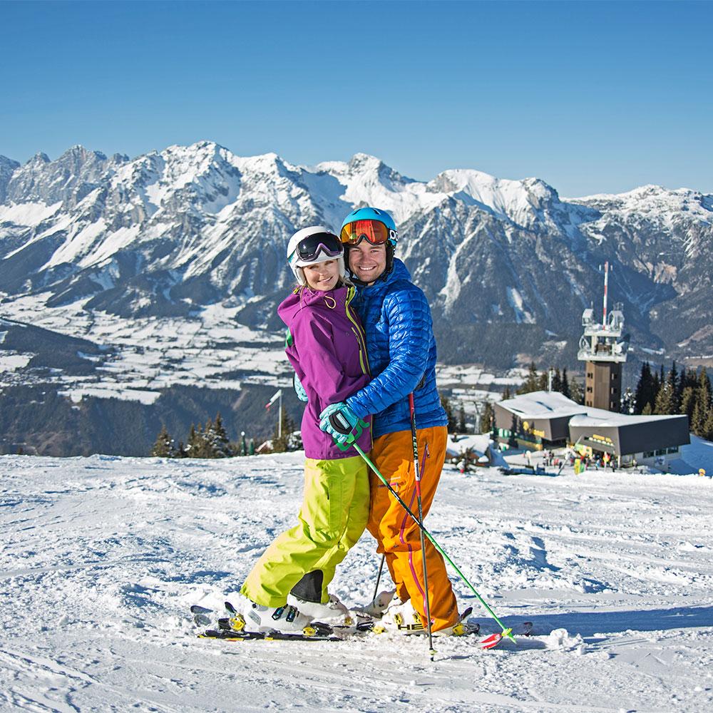 Skiurlaub in Schladming, Planai