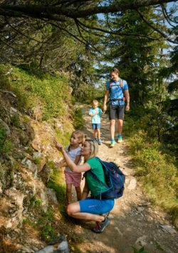 Wandern - Sommerurlaub in der Region Schladming-Dachstein