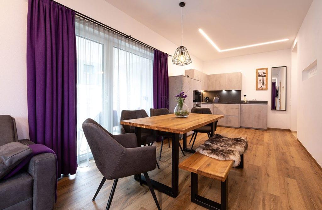 Wohnbereich - ImPuls aparts, moderne Appartements in Schladming